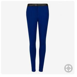 • Ted Baker • Fortun Skinny Leg Trouser Blue 4 / S
